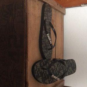 bebe Eviee Sandals